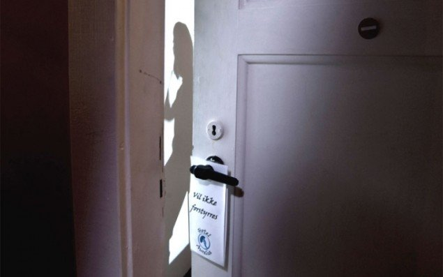 Brug din nysgerrighed og fantasi og kig ind bag lukkede døre. Pressefoto