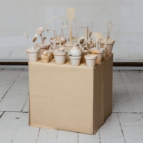 Potted Plants, 1977-2004. Pressefoto