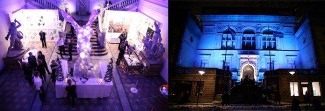 Den nye messe på Charlottenborg har fundet inspiration af kunstmessen Market i Stockholm. Pressefotos