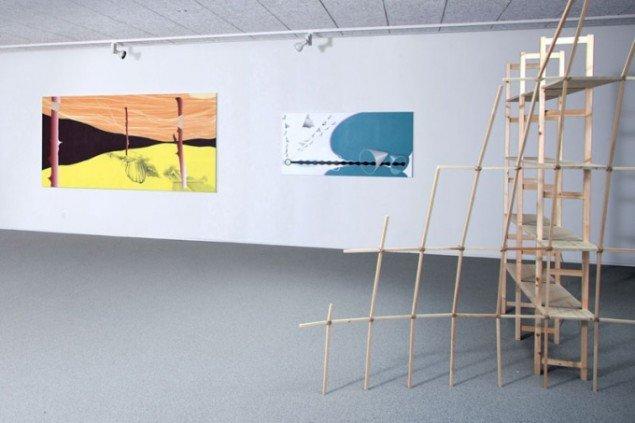 Udstillingsview. Foto: Vestjyllands Kunstpavillion