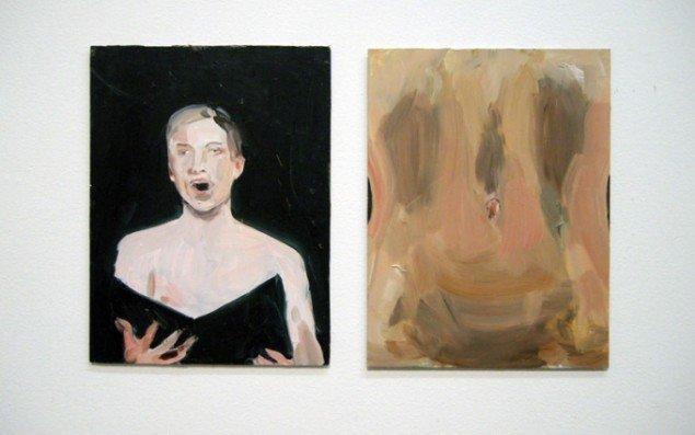 Værker af Anna Berger hos David Risley.