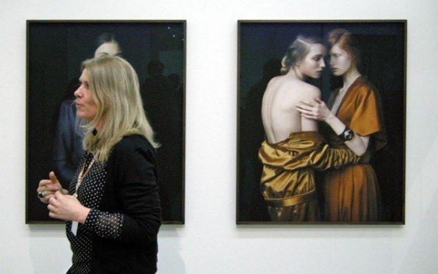 Fotografier af Julia Hetta hos det stockholmske Gun Gallery.