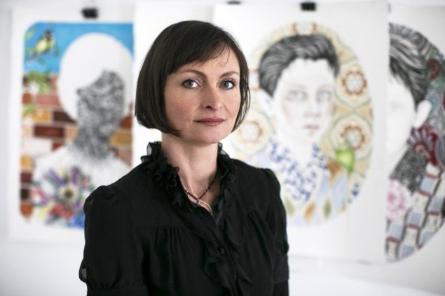 Julie Nord. Foto: Søren Solkær Starbird