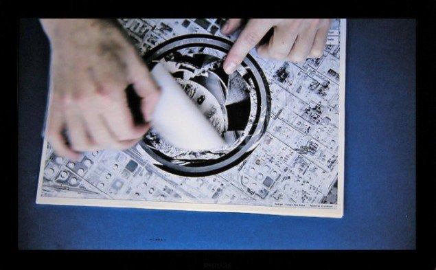 Videostill fra værket Konfabulator! af Kristian Schrøder. Foto: Jan Falk Borup