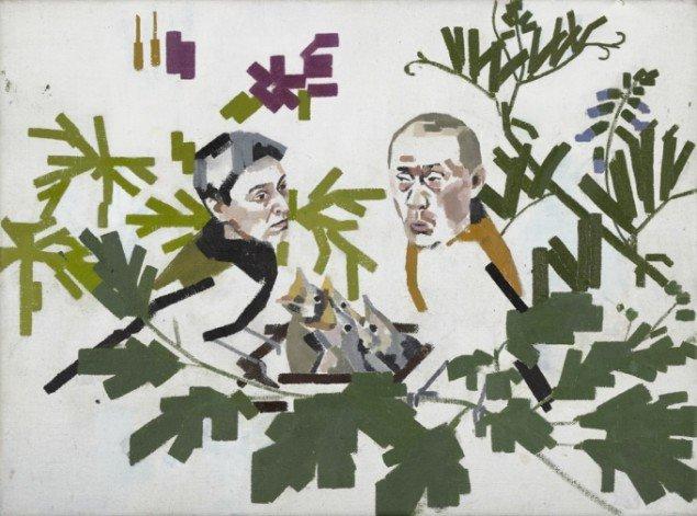 Lise Blomberg Andersen Putins problem relationship, 2013. Foto: Presse