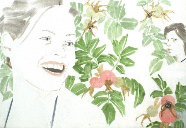 Lise Blomberg Andersen Watching Happy, 2009. Foto: Presse