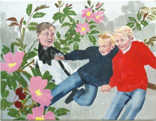 Lise Blomberg Andersen Friends, 2010. Foto: Presse