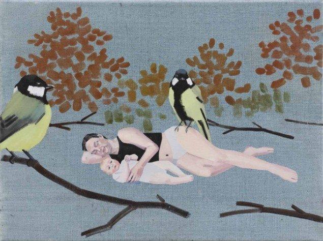 Lise Blomberg Andersen The Nest, 2007. Foto: Presse