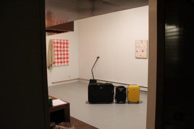 Installationsview, IRL, 2013. (Foto: Mille Højerslev Nielsen)