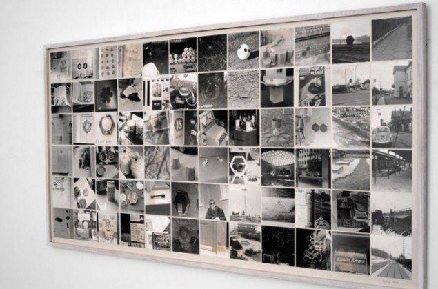 Stig Brøgger: Hexagonbillede, 1967-68. (Foto: Stine Heger)