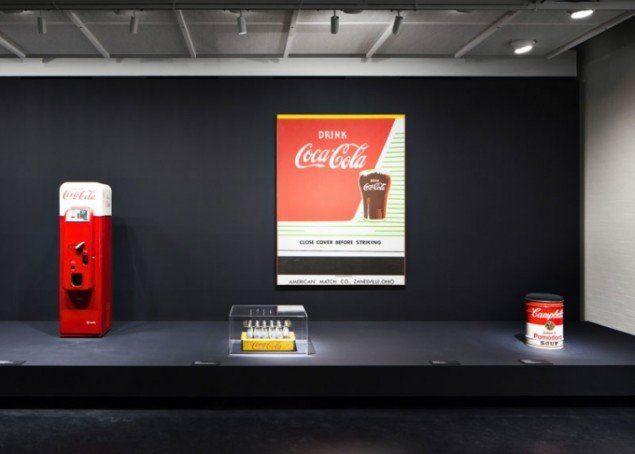 Pop Art Design, Installationshot (Foto: Ty Stange / Lousiana Museum of Modern Art)
