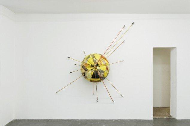 Cargo # 11, Udstillingen Transatlantique på New Galerie i Paris 2013. Foto: Aurélien Mole