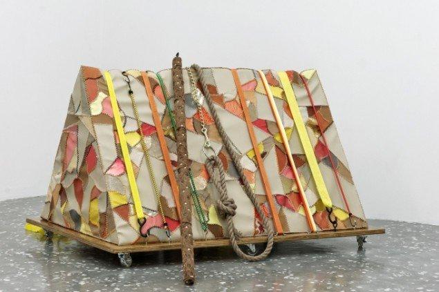 Cargo # 17, Udstillingen Transatlantique på New Galerie i Paris 2013. Foto: Aurélien Mole