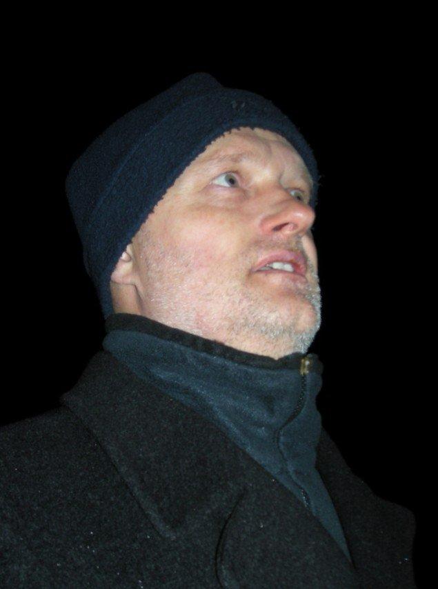 Selvportræt fra kataloget Klaksvikaffærer, 2011. Foto: Claus Carstensen.