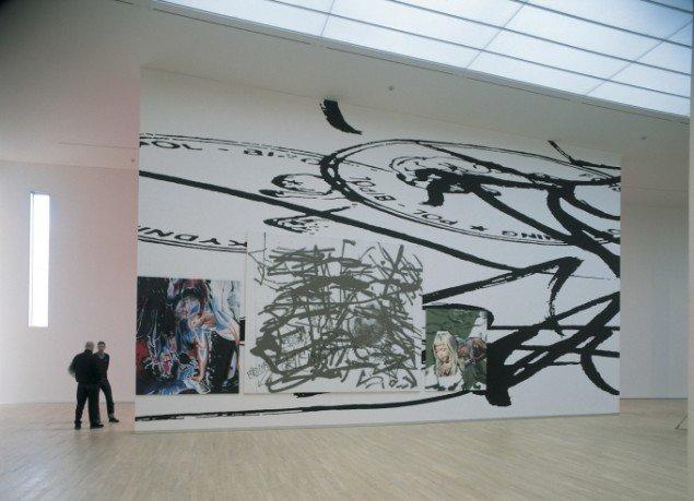 Nom de guerre / nom du père, 1997, Statens Museum for Kunst. Foto: Anders Sune Berg.