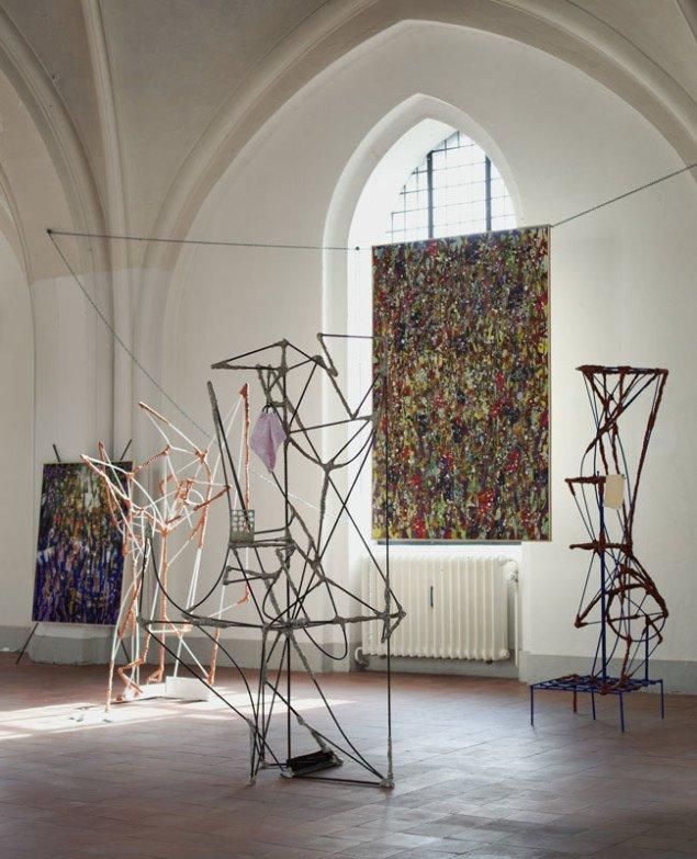 Alfred Boman: Untitled, 2013 (Foto: Lea Nielsen)