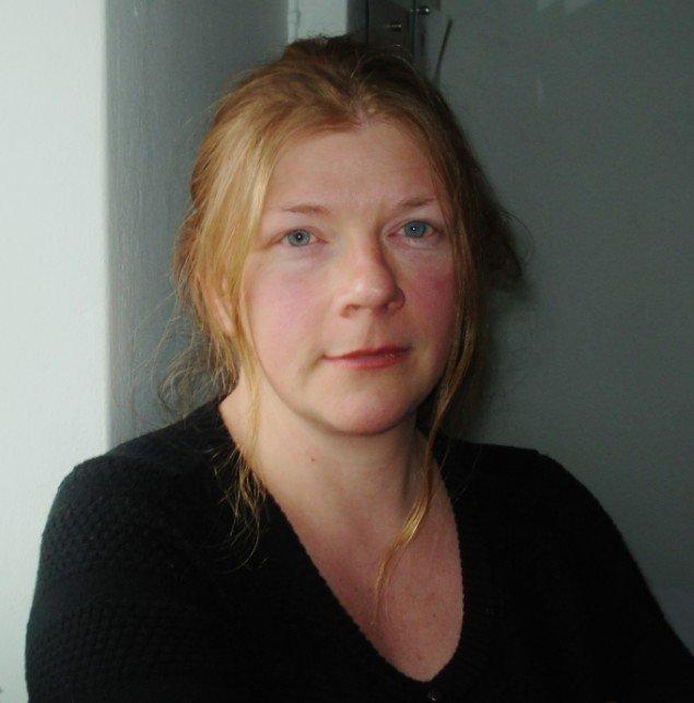 Elin Lundgren. Foto: Sandra M. Nielsen