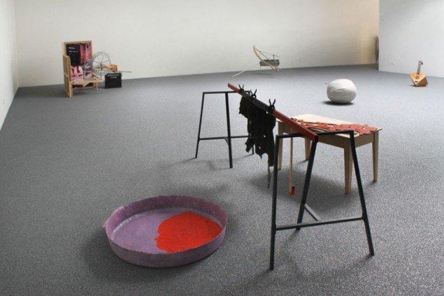 Jørgen Carlo Larsen: Uden Titel, 1999-2013. Foto: Skulpturi