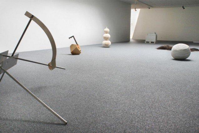 Veo Friis Jespersen: Navigator, 2007. (tv.) Foto: Skulpturi