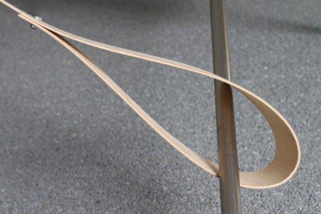 Veo Friis Jespersen: Navigator, 2007. (detalje). Foto: Skulpturi
