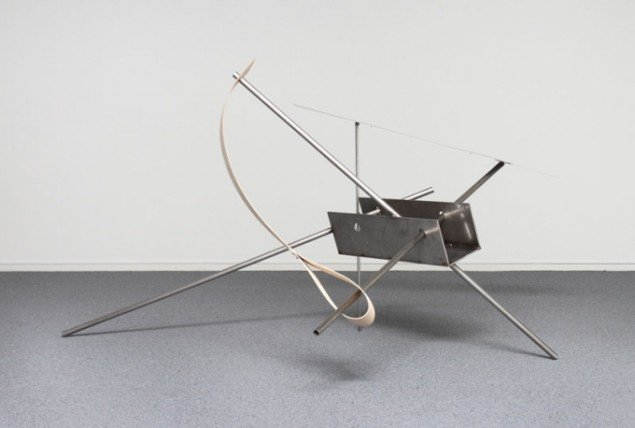 Veo Friis Jespersen: Navigator, 2007. Foto: Skulpturi