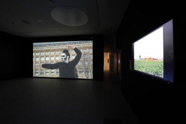 Installationsview (Foto: Erkki Valli-Jaakola)
