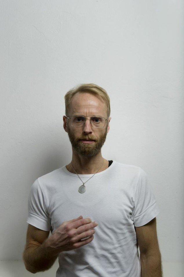 Ulrik Møller. Foto: Jan Windszus