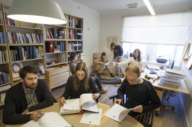 Kungliga Konsthögskolan, Stockholm (SE).  (Pressefoto)