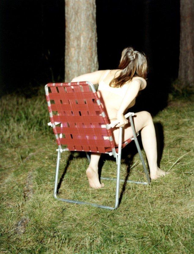 Annika von Hausswolff: Every Motion Bears its Opposite, 2002. ©Annika von Hausswolff. Foto: Annika von Hausswolff, Aros