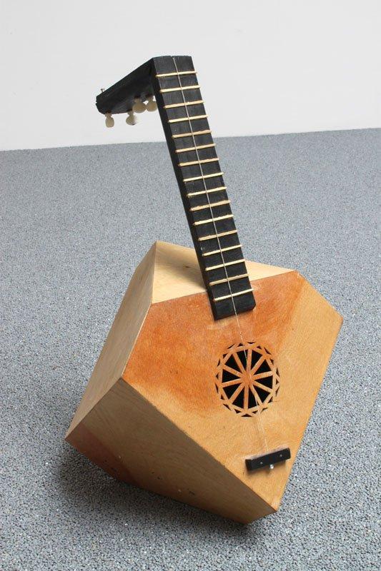 Anders Bonnesen: Renaissance Instrument, 2012. Foto: Skulpturi