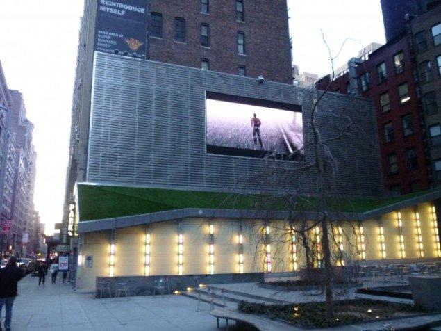 Søren Thilo Funder: Everywhere, Big Screen Plaza