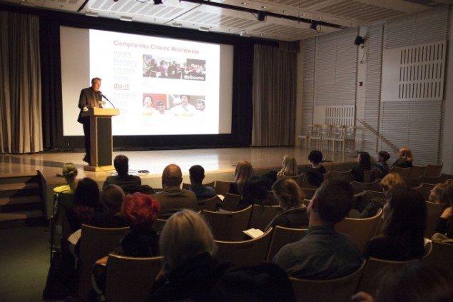 Symposium Keynote Erkki Huhtamo