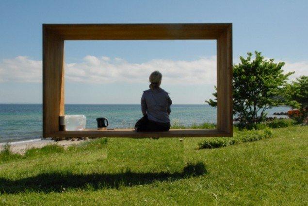 Anja Franke: Tea with a View. Foto: Ole Bak Jakobsen
