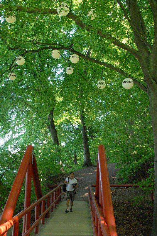 Henrik Plenge Jakobsen: Angst Tree. Foto: Ole Bak Jakobsen