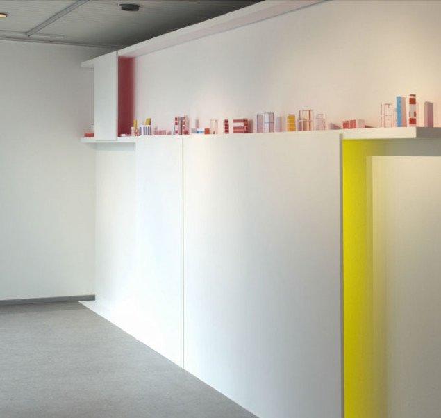 Udstillingsvue: Sektion 1. Foto: Randers Kunstmuseum
