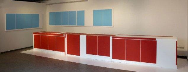 Udstillingsvue: Sektion 2. Foto: Randers Kunstmuseum