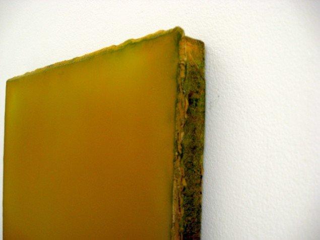 Markus Amm. Detalje fra Untitled, 2013. Foto: Jeppe Lentz