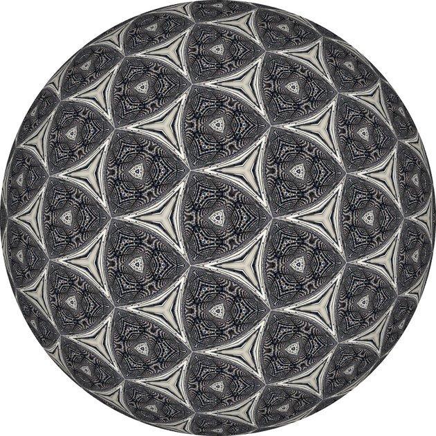 Christoffer Jørgensens Euro Sphere 1, 2013. Courtesy Galleri Christoffer Egelund