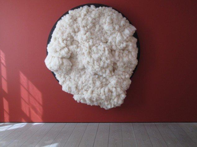 Face wool Explosions, 2012-2013. Foto: Ane Bülow