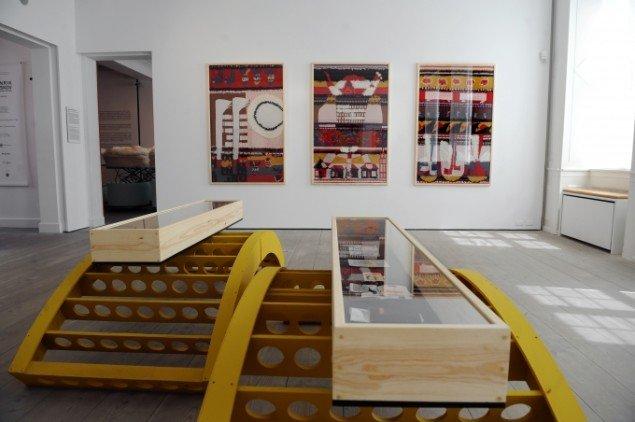 Knitted Tapestry, 2012-2013. Foto: Torben Strøyer