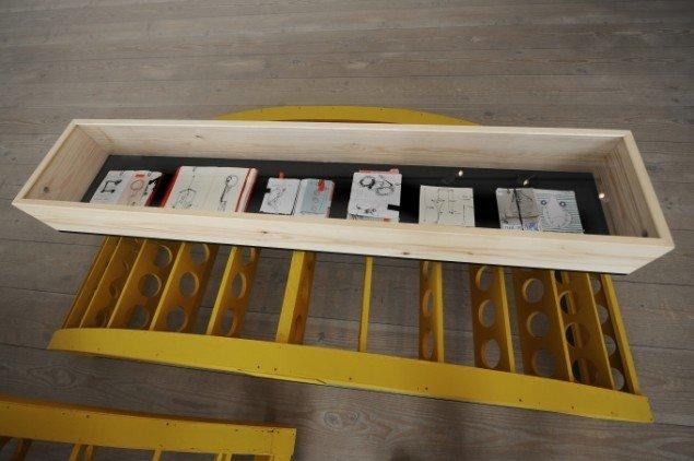 Notesbøger, 2012-2013. Foto: Henrik Vibskov