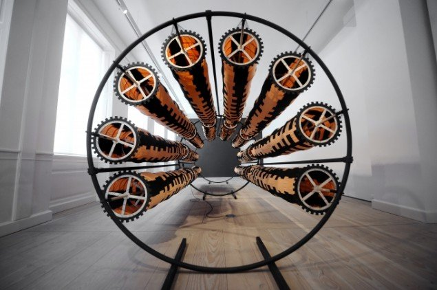 Wind Tunnel Plus, 2012-2013. Foto: Ane Bülow
