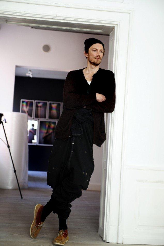 Henrik Vibskov. Foto: Torben Strøyer