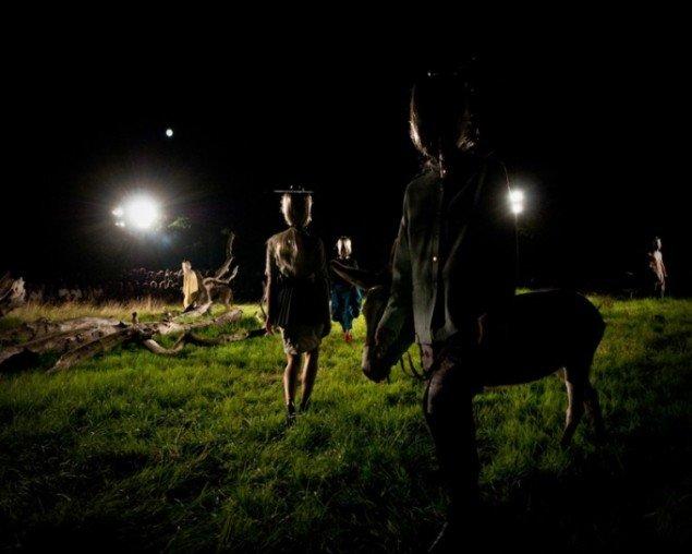 The Solar Donkey Experiment, Søndermarken, 2009. Foto: Alastair Philip Wiper