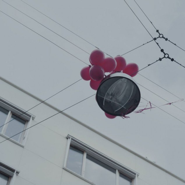 Malou Sinding: Balloons.The Censored Exhibition.