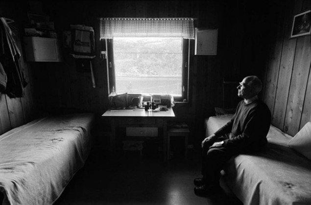 Elin Høyland: Fra serien The Brothers, Bygning 55, Kødbyen. (Pressefoto)