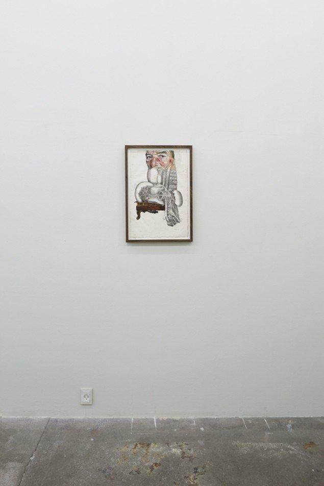 Troels Carlsen: Mute Appeal, 2013. Courtesy of Troels Carlsen and V1 Gallery. Foto: Jan Søndergaard
