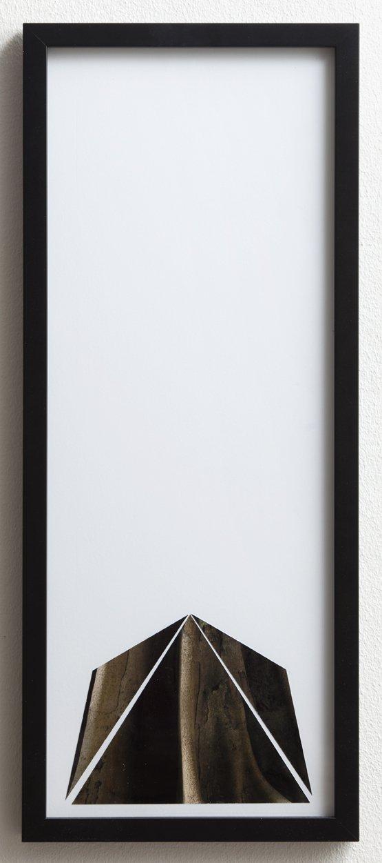Louise Sparre: Fundament, 2013, 27,5x68 cm. Print. Foto: Lea Nielsen