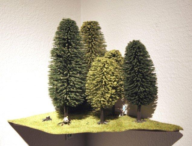 Naturscene 4, 2008.