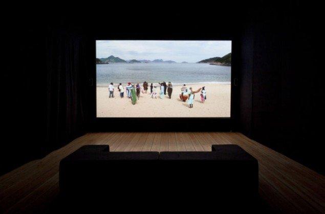 Dias & Riedweg: CoRPo saNTo (Hellig Krop), 2012, installationsview.